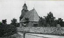 Seglora gamla kyrka